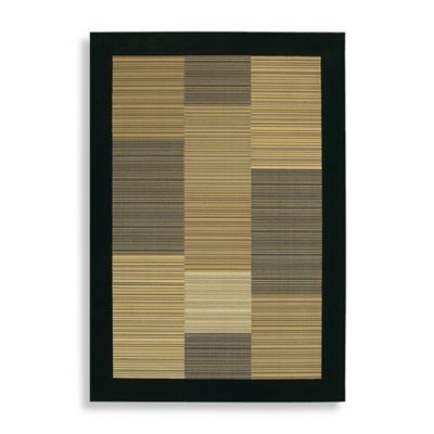 11 2 Black Collection Rug