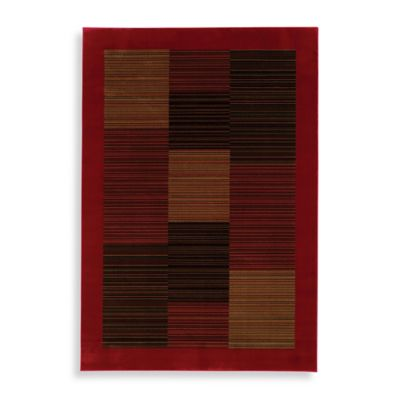 Couristan 11 2 Red Collection Rug