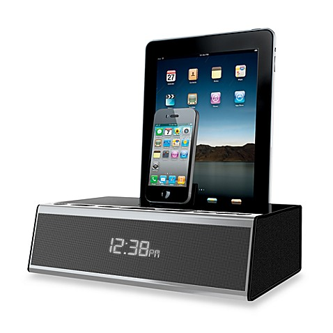Relaxx Dual Bedside Audio Dock