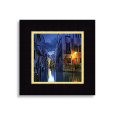 Venice at Night Wall Art