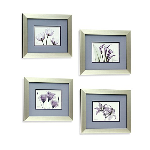 X Ray Blackberry Floral Wall Art Bed Bath Beyond