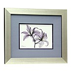 X-Ray Blackberry Floral III Wall Art
