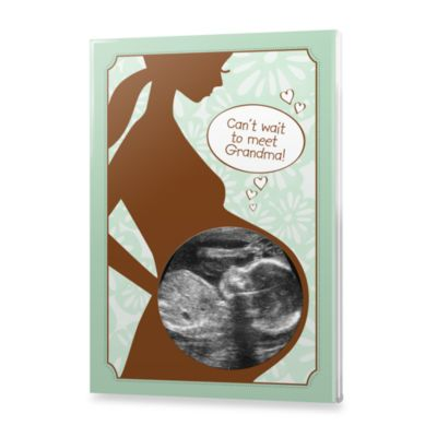 Bonnie Marcus Sonogram Magnet Frame in Especially for Grandma
