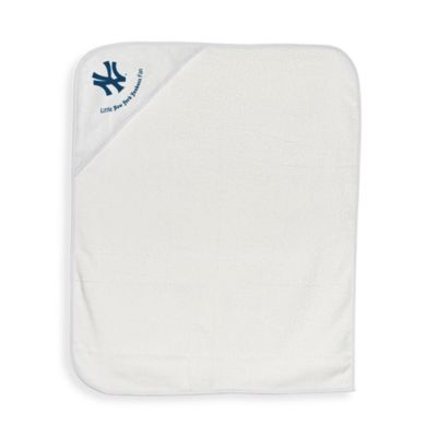 MLB Hooded Baby Towel - New York Yankees