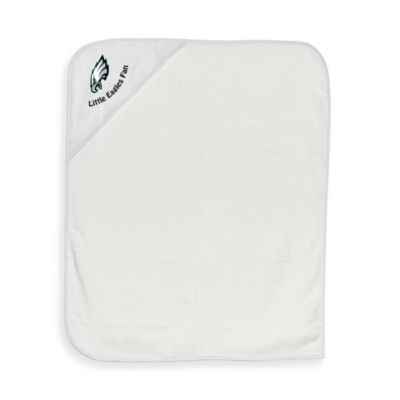 NFL Hooded Baby Towel in Philadelphia Eagles