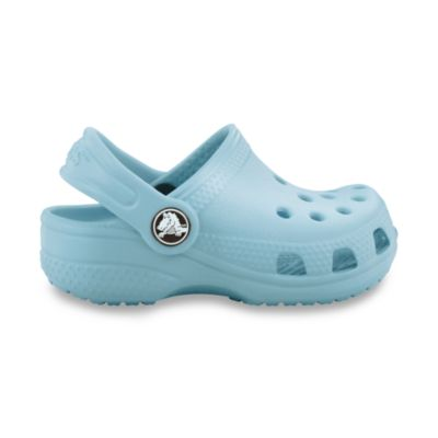 Crocs™ Kids-Foot Crocs Littles™ Classic Size 2-3 in Sky Blue