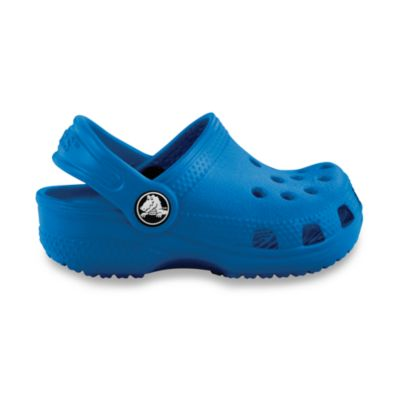 Crocs™ Kids' Crocs Littles™ Classic Size 2-3 in Sea Blue