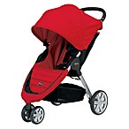Britax B-Agile Stroller in Red