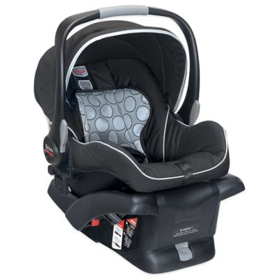 Infant Car Seats > BRITAX B-Safe Infant Car Seat in Black