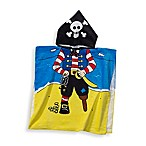 Hooded Beach Towel in Pirate