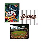 MLB Houston Astros Canvas Wall Art
