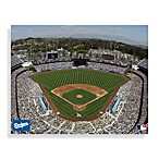 MLB Los Angeles Dodgers Stadium Canvas Wall Art