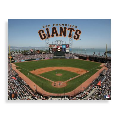MLB San Francisco Giants Stadium Canvas Wall Art