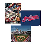 MLB Cleveland Indians Canvas Wall Art
