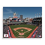MLB Cleveland Indians Progressive Field Canvas Wall Art