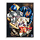MLB New York Mets Vintage Collage Canvas Wall Art