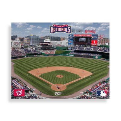 MLB Washington Nationals Park Canvas Wall Art