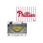 MLB Philadelphia Phillies Canvas Wall Art
