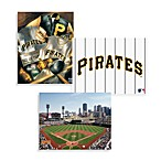 MLB Pittsburgh Pirates Canvas Wall Art