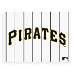 MLB Pittsburgh Pirates Logo Canvas Wall Art