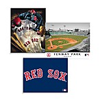 MLB Boston Red Sox Canvas Wall Art