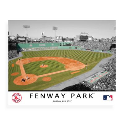 MLB Boston Red Sox Fenway Park Canvas Wall Art