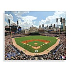MLB Detroit Tigers Comerica Park Canvas Wall Art