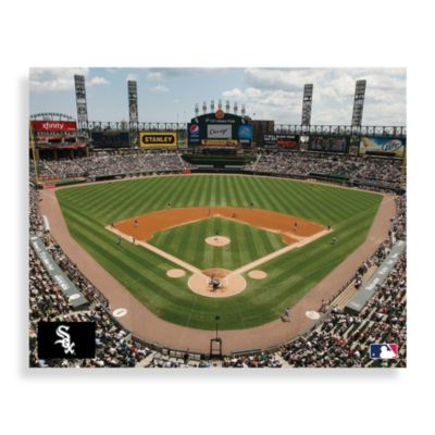 MLB Chicago White Sox Cellular Field Canvas Wall Art