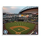MLB Seattle Mariners Stadium Canvas Wall Art