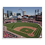 MLB St. Louis Cardinals Stadium Canvas Wall Art