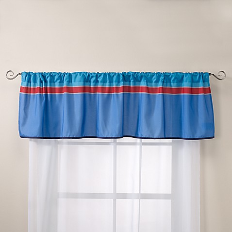 Jacob Window Valance