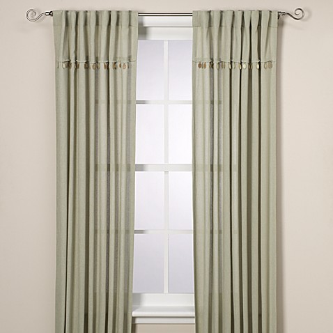 buy unique curtain rods from bed bath beyond