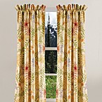 Fiji Island 108-Inch Window Curtain Panel in Cream