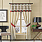Petra 84-Inch Window Curtain Panel Pair