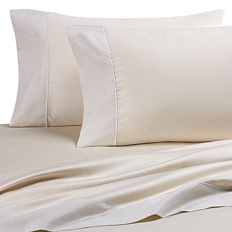 Croscill® Confessions Sheet Set