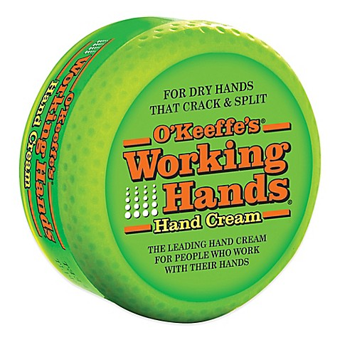 O'Keeffe's® Working Hands™ 3.4 oz. Hand Cream Jar