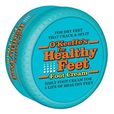 O'Keeffe's® Healthy Feet 3.2 oz. Foot Cream