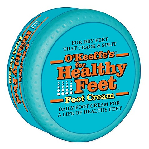 O'Keeffe's® Healthy Feet 3.2 oz. Foot Cream Jar