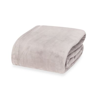 Berkshire Blanket® Indulgence Full/Queen Blanket in Grey
