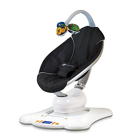 4moms mamaroo infant seat bouncer black bed bath beyond. Black Bedroom Furniture Sets. Home Design Ideas