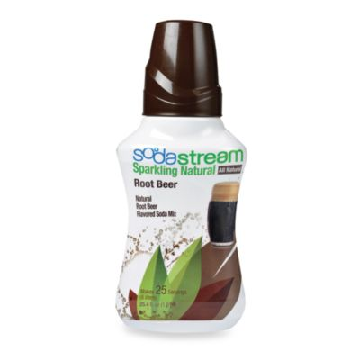SodaStream Sodamix Sparkling Natural in Root Beer