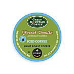 K-Cup® 16-Count Green Mountain Coffee® French Vanilla Iced Coffee for Keurig® Brewers