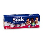 DiaperBuds® 9-Pack Individually Wrapped Size 3 Diapers
