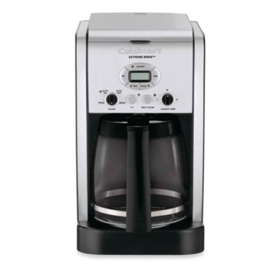 Cuisinart® Extreme Brew™ 12-Cup Programmable Coffee Maker