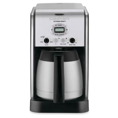 Coffee Makers with Brew Strength Control