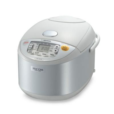Zojirushi Umami™ Micom 10-Cup Rice Cooker and Warmer