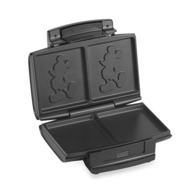 Disney Classic Mickey Mouse Sandwich Maker