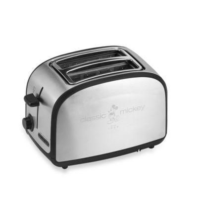 Disney Classic Mickey Mouse Two-Slice Toaster