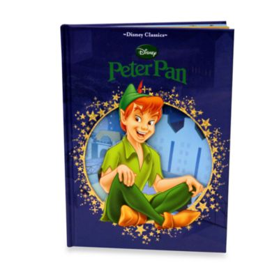 Disney® Classics: Peter Pan Book