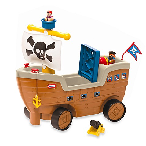 little tikes® Play 'N Scoot™ Pirate Ship